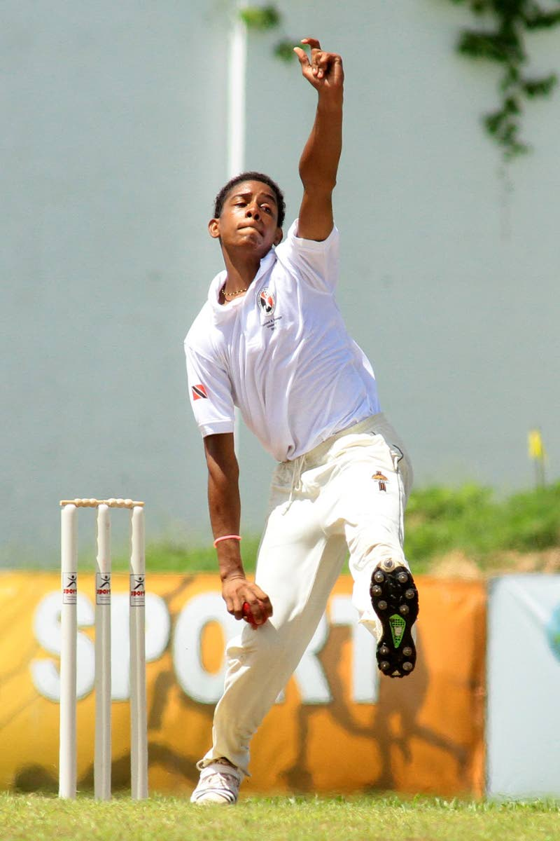 National player Tion Webster will be in action for Queen's Park as the local domestic season bowls off.