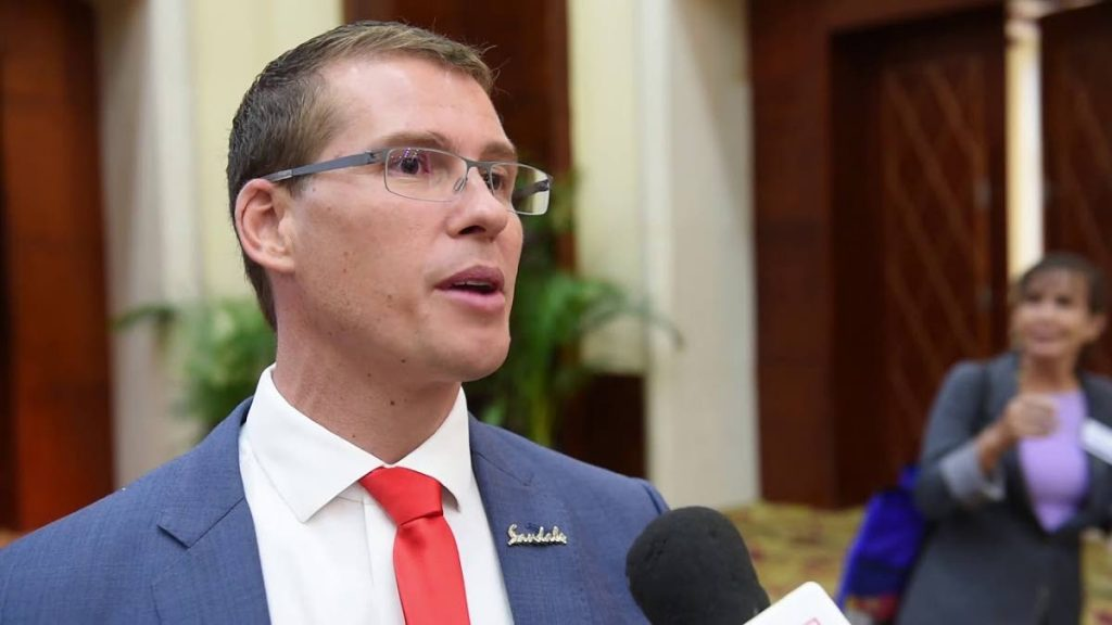 Sandals Resorts chief executive officer and deputy chairman Adam Stewart.