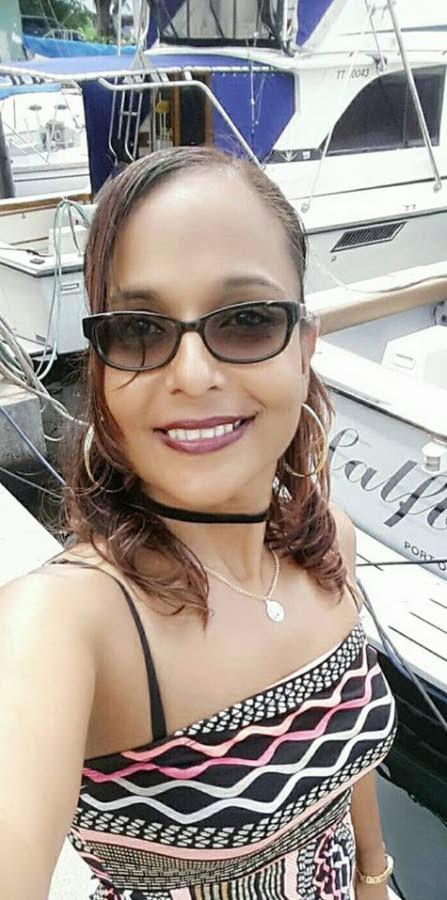 Murder victim Margaret Guevarra