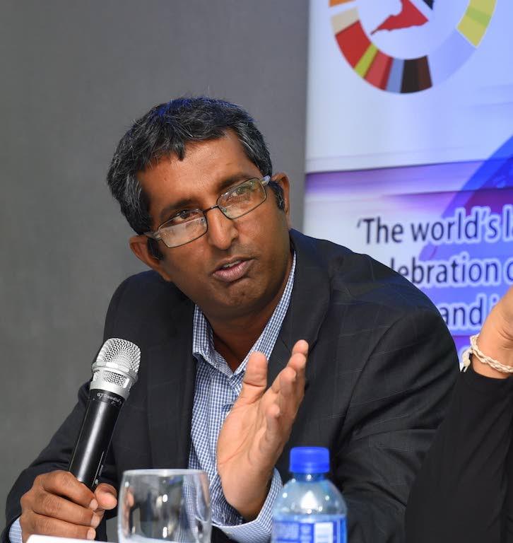 UWI Senior Economist Dr Roger Hosein
