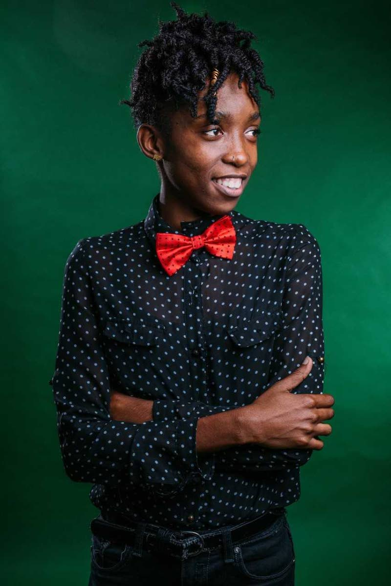 Deneka Thomas, one of four TT young people selected as 2018 Women Deliver Young Leaders. Photo courtesy Cutis James.
