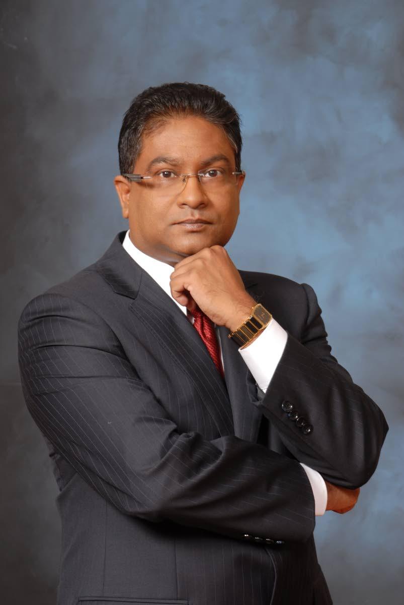 Former Central Bank Governor Jwala Rambarran. FILE PHOTO