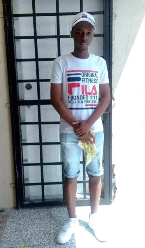 GUNNED DOWN: Teenager Kareem Forde was killed at his Block 8, Plaisance, Morvant.