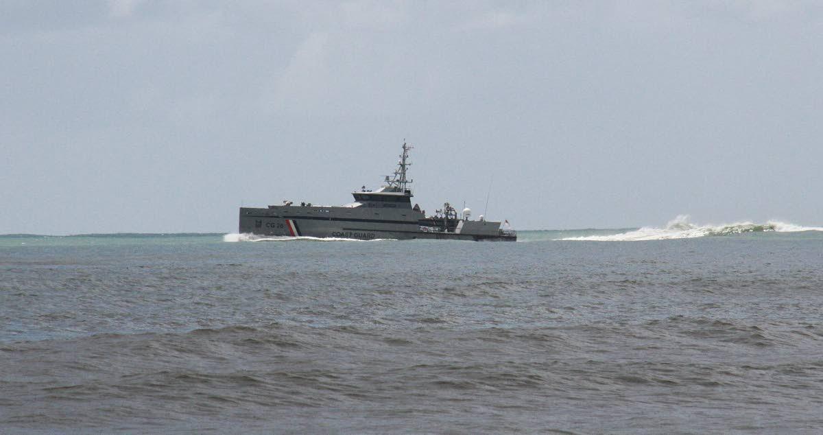 File photo: Coast Guard