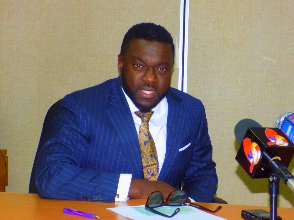 PSA president Watson Duke.