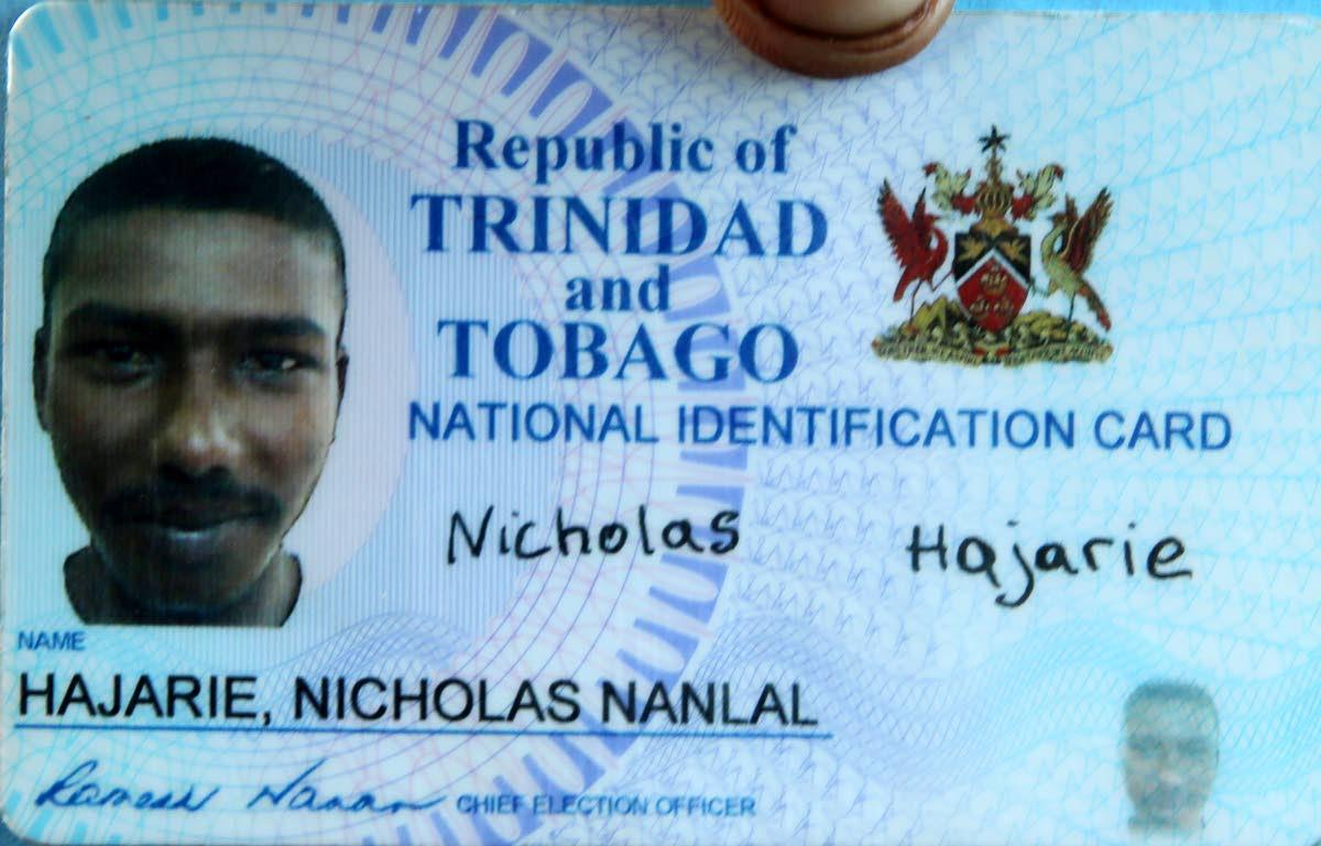 Nicholas Nanlal Hajarie