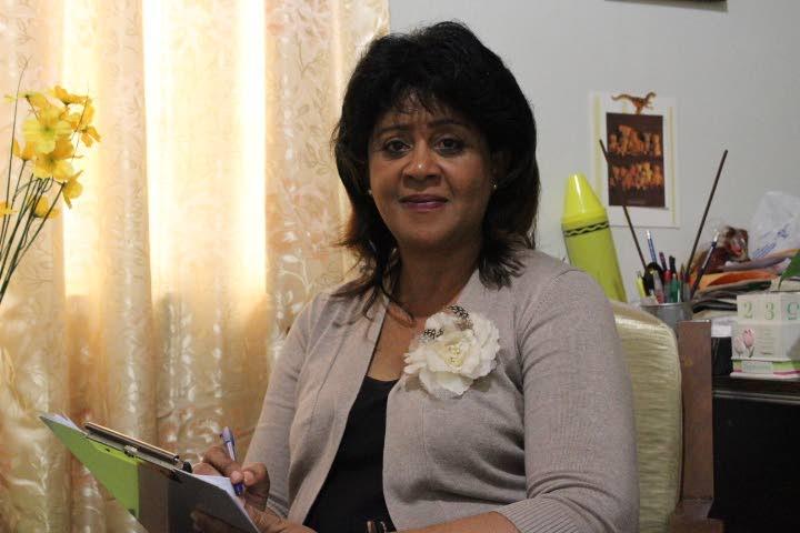 Dr Margaret Nakhid-Chatoor