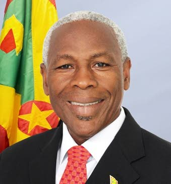 Gregory Bowen, Energy Minister of Grenada and Acting PM while PM Dr Keith Mitchell attended CHOGM 2018. PHOTO COURTESY WWW.GOV.GD