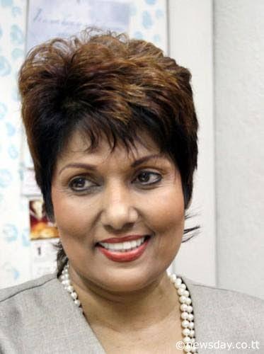 Daphne Bartlett,  President of the  San Fernando  Business Association
