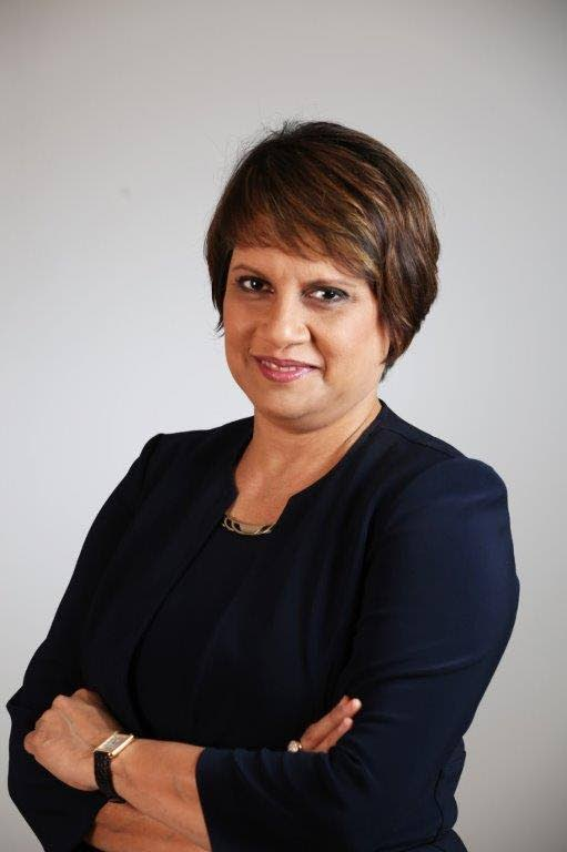 Angostura CEO, Genevieve Jodhan