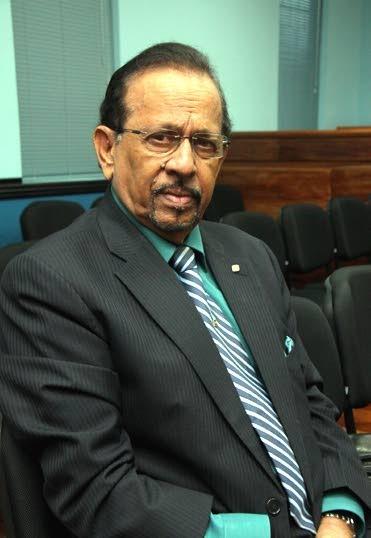 Prof Ramesh Deosaran