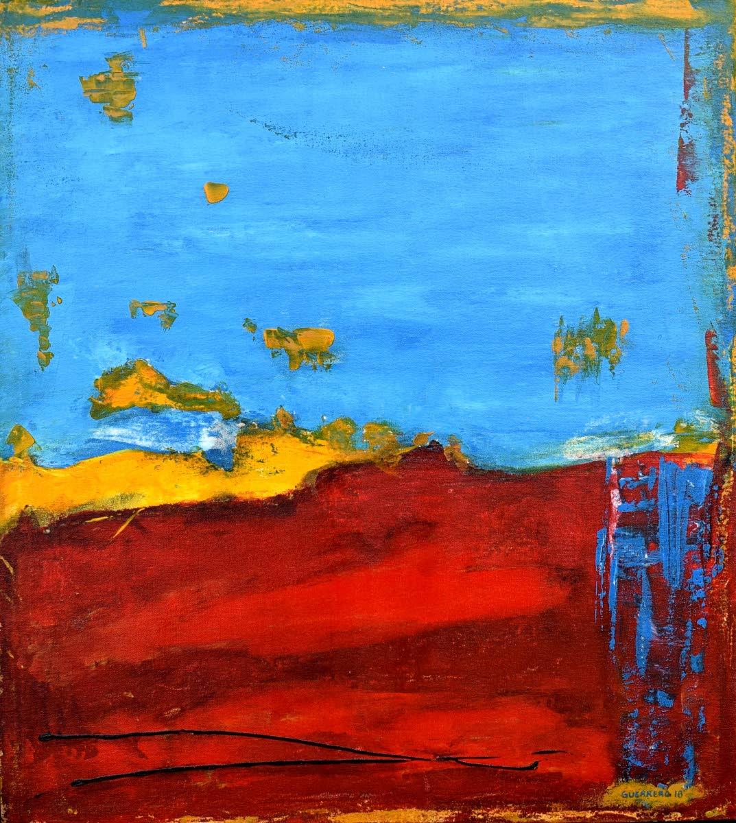 Alexander Guerrero's painting.