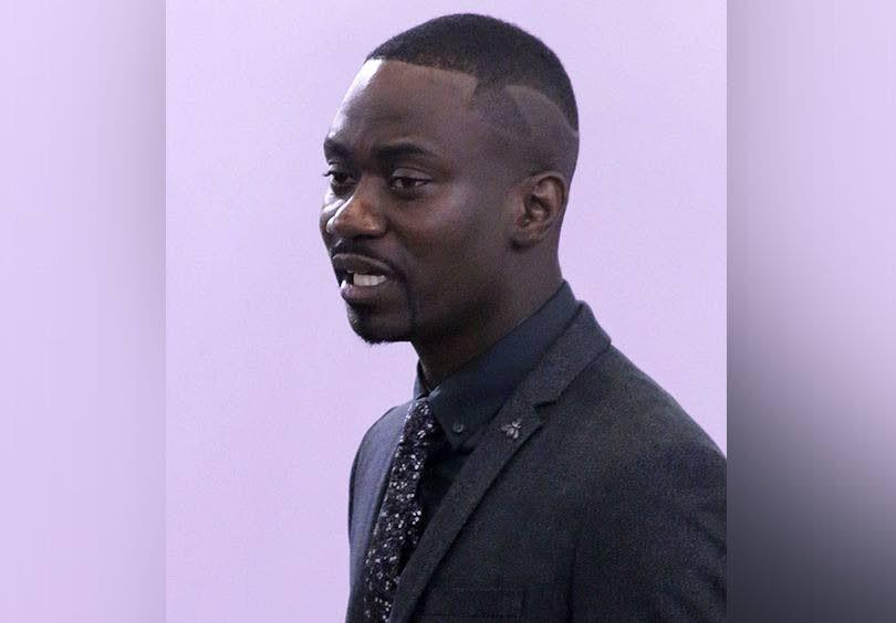 Minority member Farley Augustine