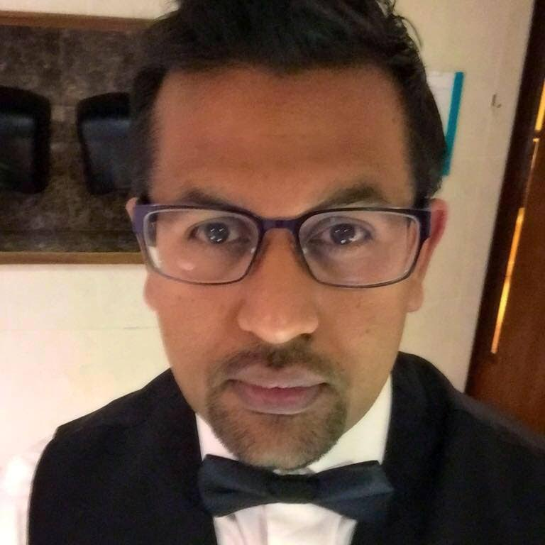 Dr Vishal Bahall