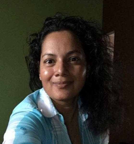 MURDERED: Mother of two Anita Mohammed.