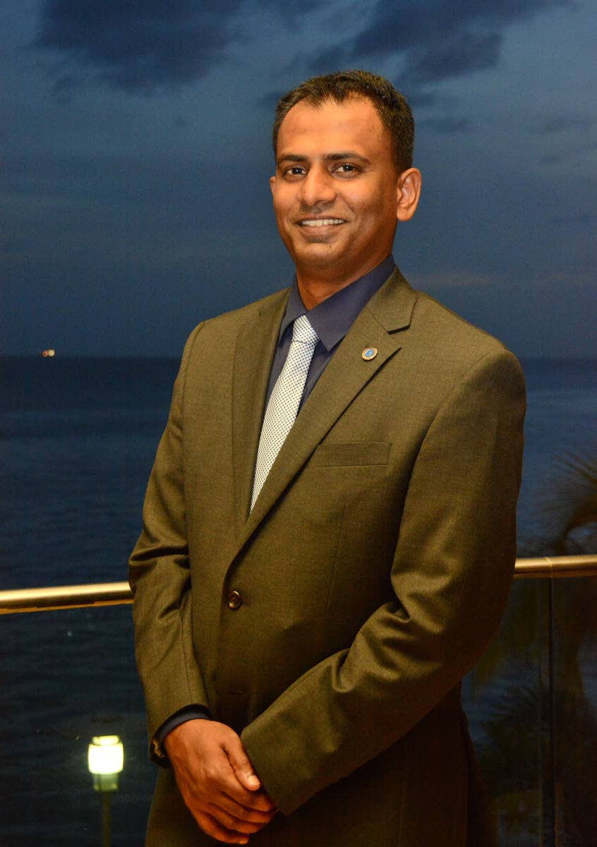 Rejo Sam, associate director of Avasant TT Consulting Ltd – a subsidiary of the global management consulting firm, Avasant. PHOTO COURTESY AVASANT.