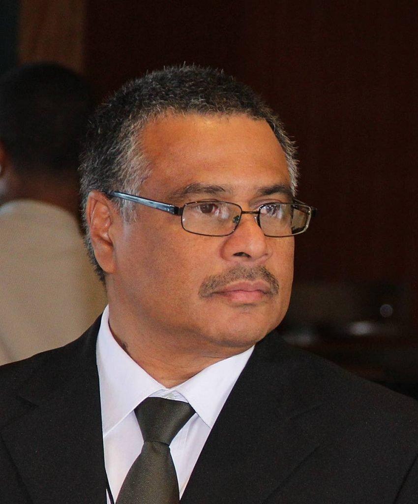 Journalist Wesley Gibbings, former president of the Association of Caribbean Media Workers.
