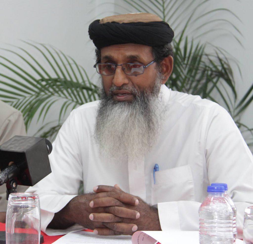 Umar Abdullah.