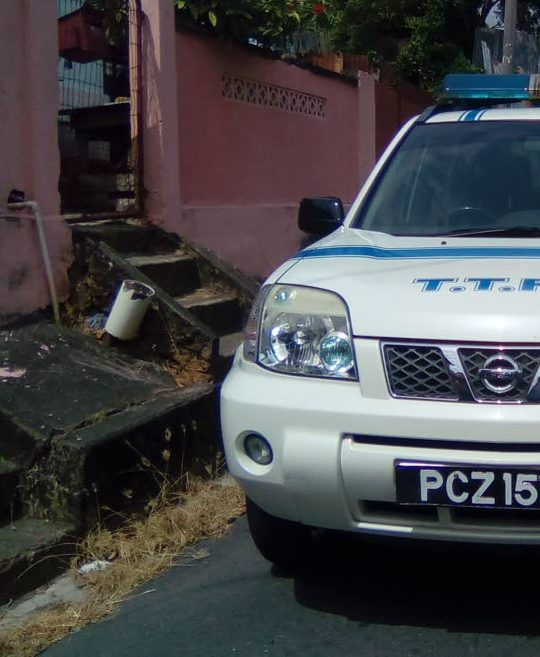 File photo of police car