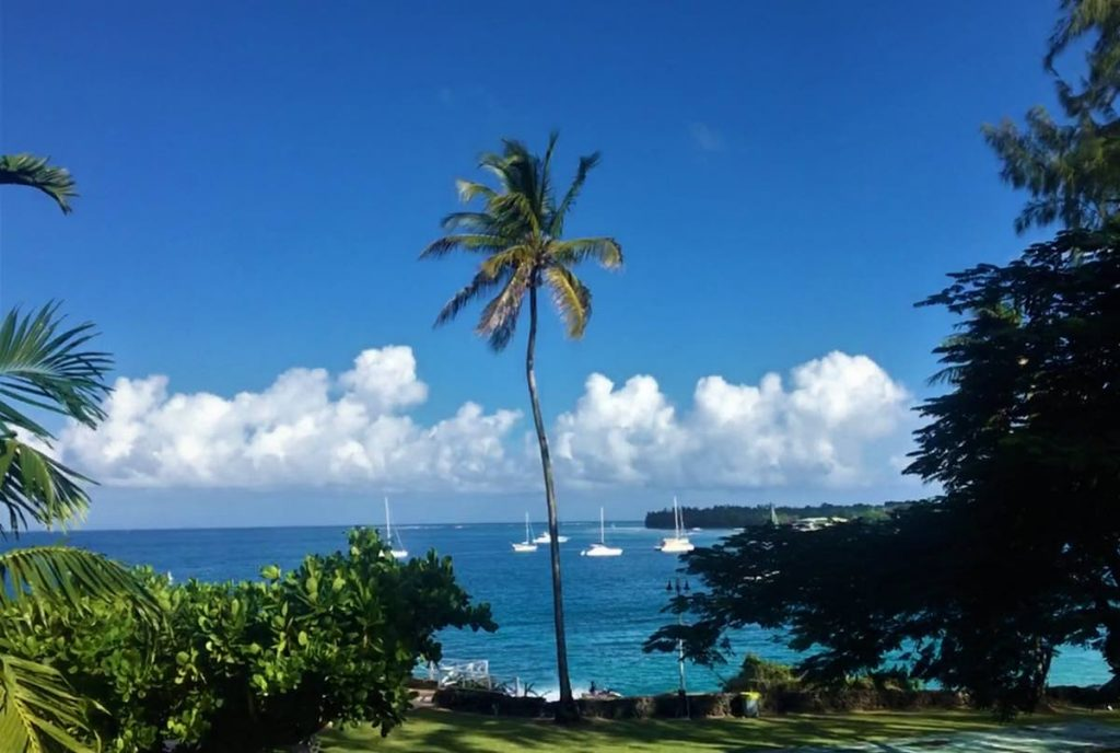 Crown Point, Tobago.  Photo: Marshelle Haseley