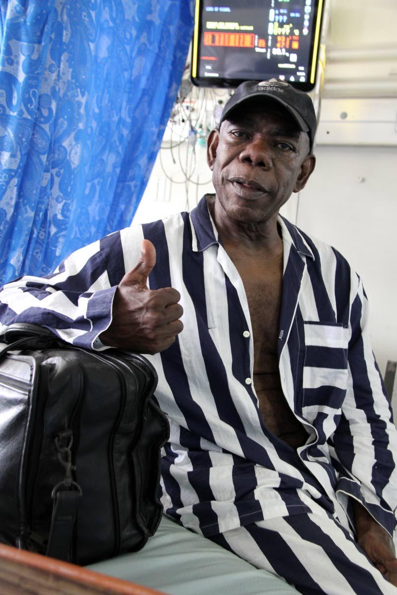Calypsonian Winston Scarborough
