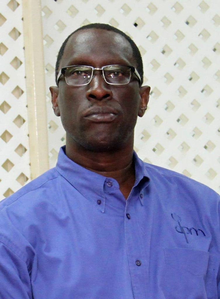 Capt Neville E Wint, deputy CEO of the Office of Disaster Preparedness and Management (ODPM).