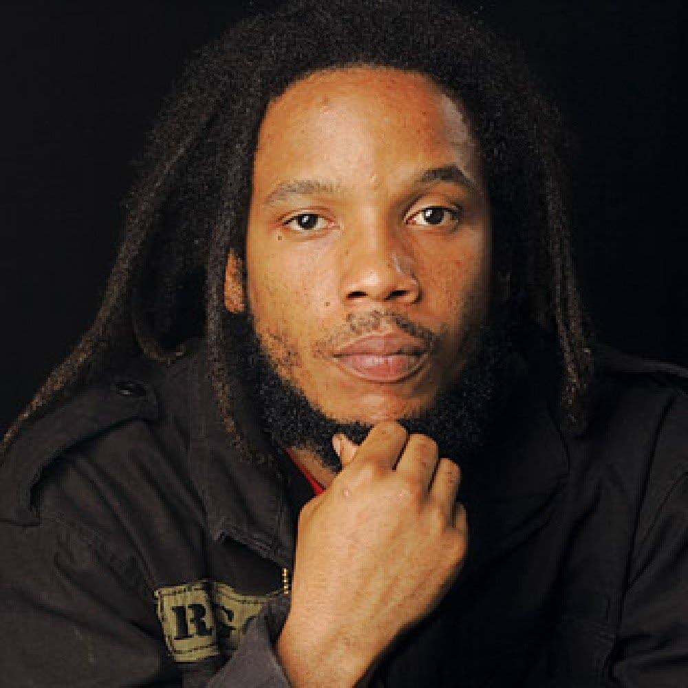 Stephen Marley is the headline act of Hennessy Artistry.