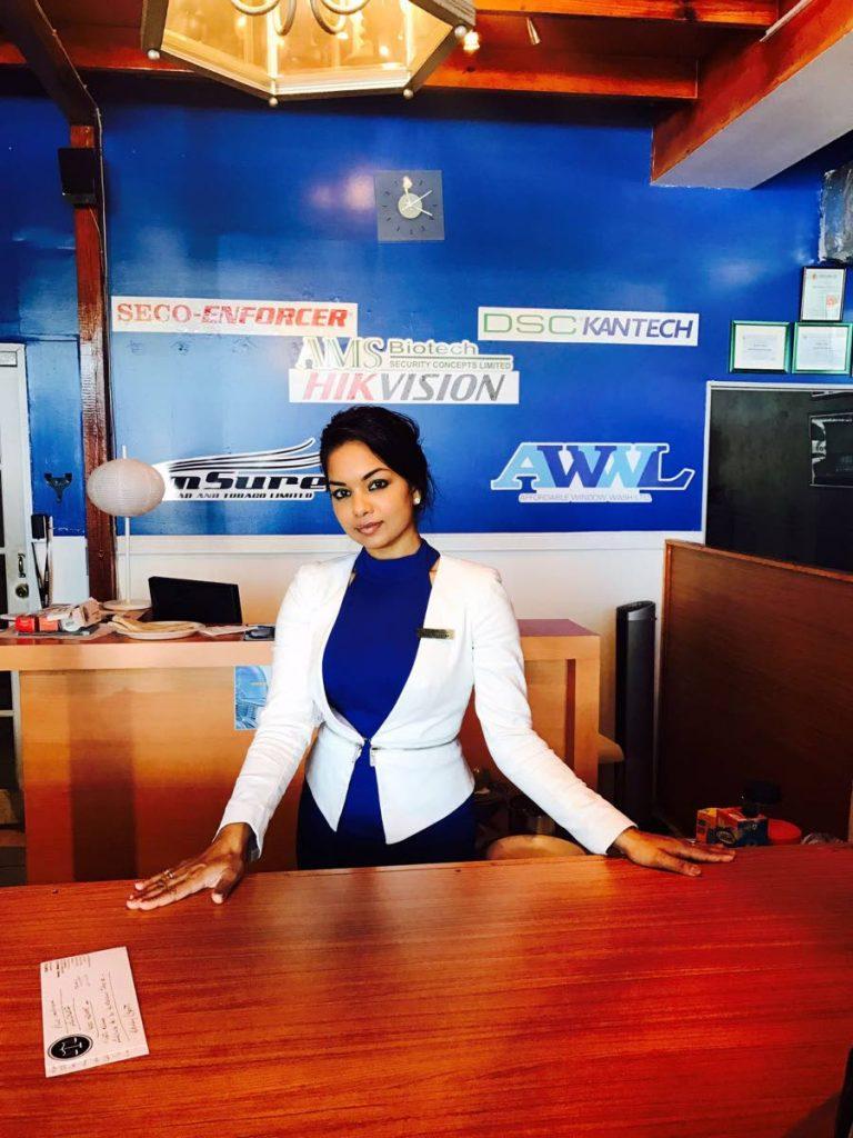 Businesswoman Sacha Singh