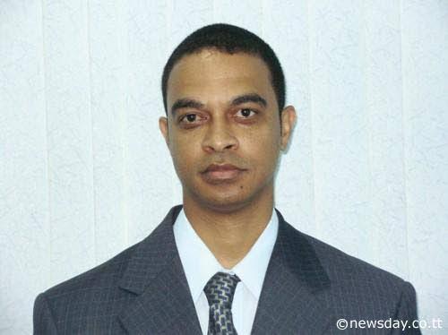 Andrew Rahaman, president of the Pharmacy Board