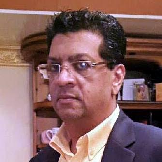 Mayaro MP Rushton Paray