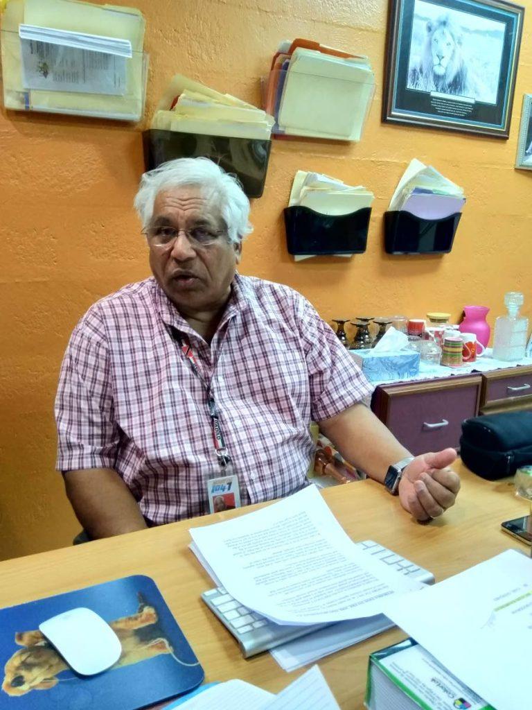 Robert Amar, owner of More FM radio station.
