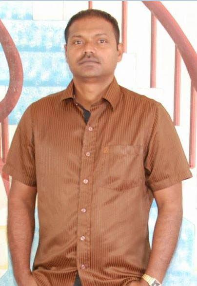 ANGRY MAN: Terrance  Gangaram