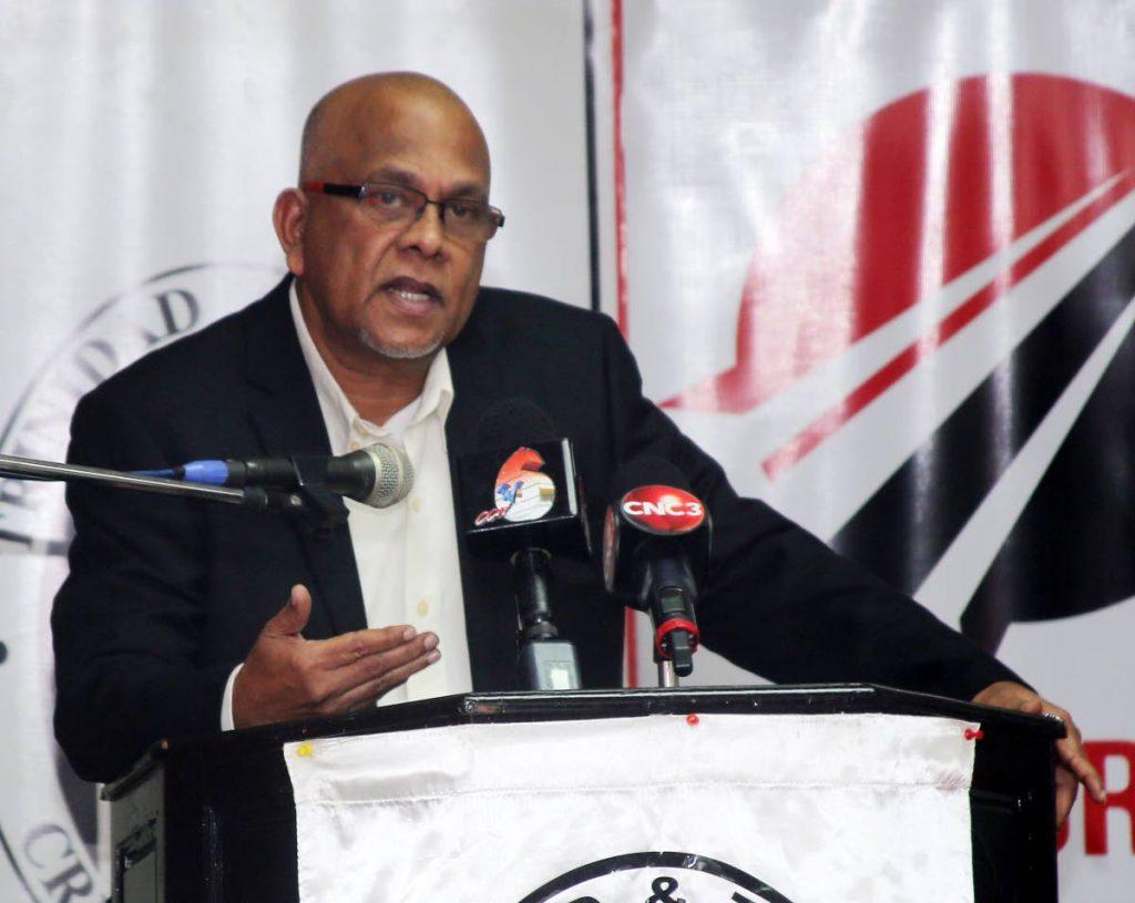 TTCB President Azim Bassarath