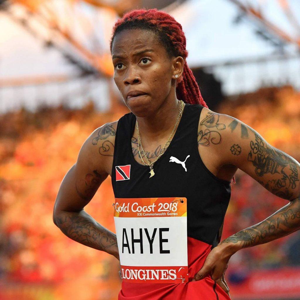 Michelle Lee Ahye