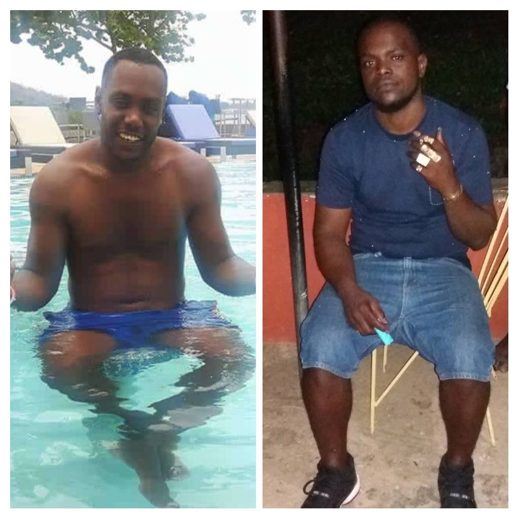 A composite photo of Afiba Warner, left, and his brother Jelani who were murdered six weeks apart.