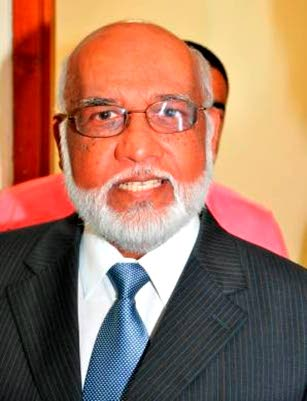 Former Police Service Commission chairman Nizam Mohammed