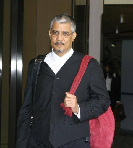 Law Association president Douglas Mendes SC