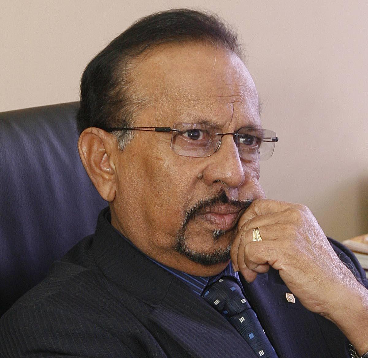 File photo of Professor Ramesh Deosaran. PHOTO BY AZLAN MOHAMMED. February 21, 2013