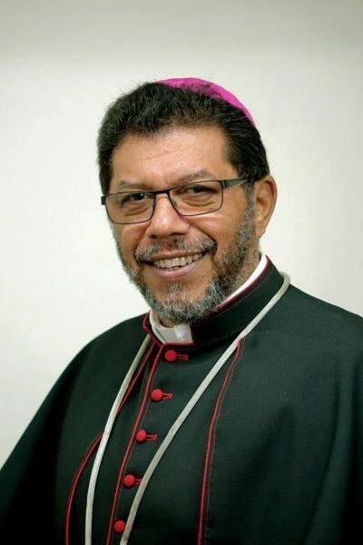 Archbishop Jason Gordon.