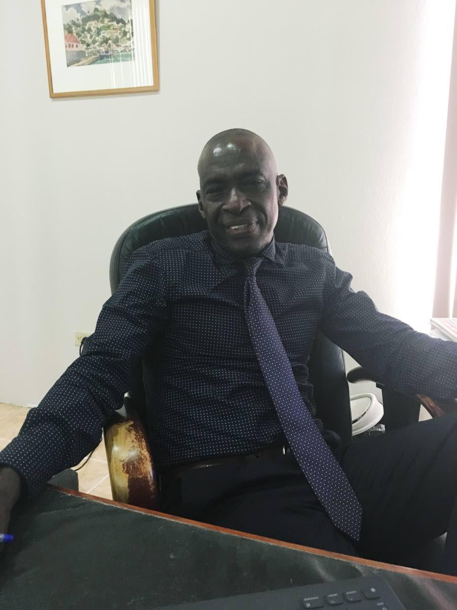 NLCB chairman Eustace Nancis