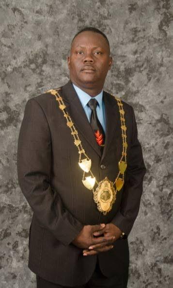 Point Fortin Mayor Abdon Mason