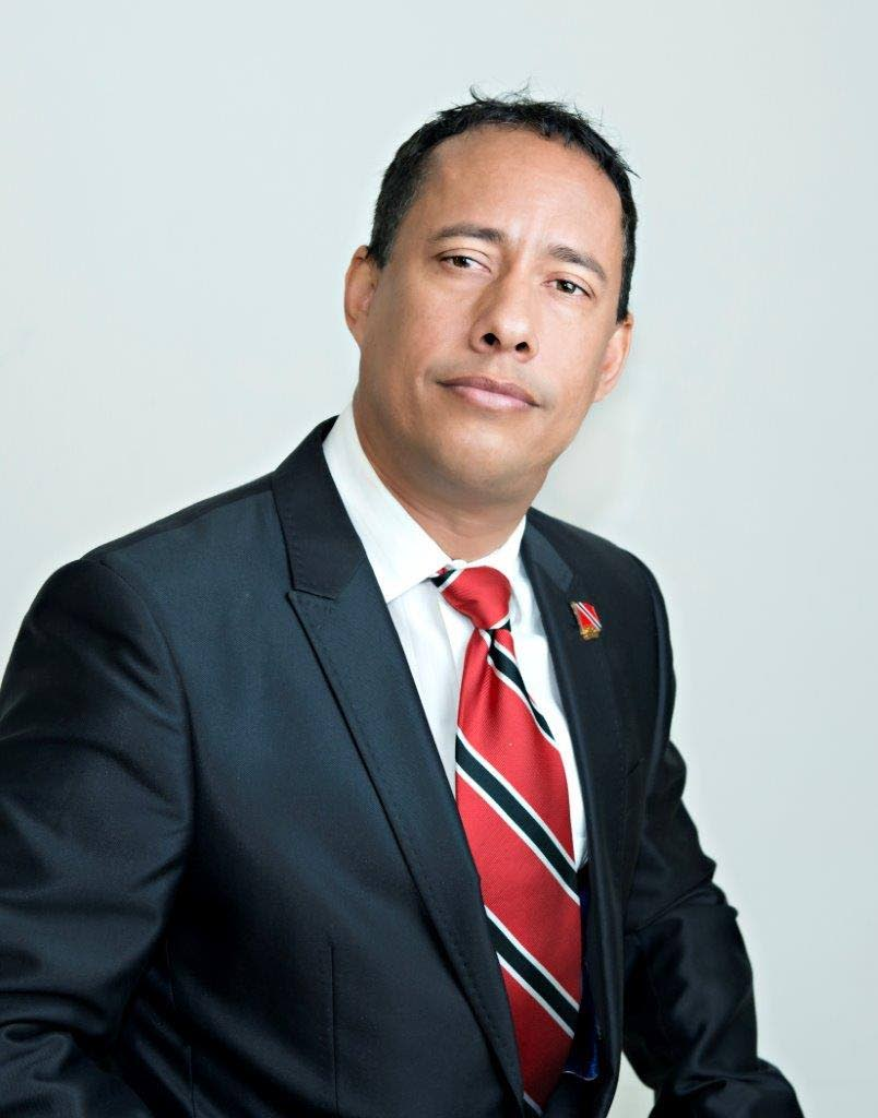 Newly appointed Commissioner of Police, Gary Griffith.