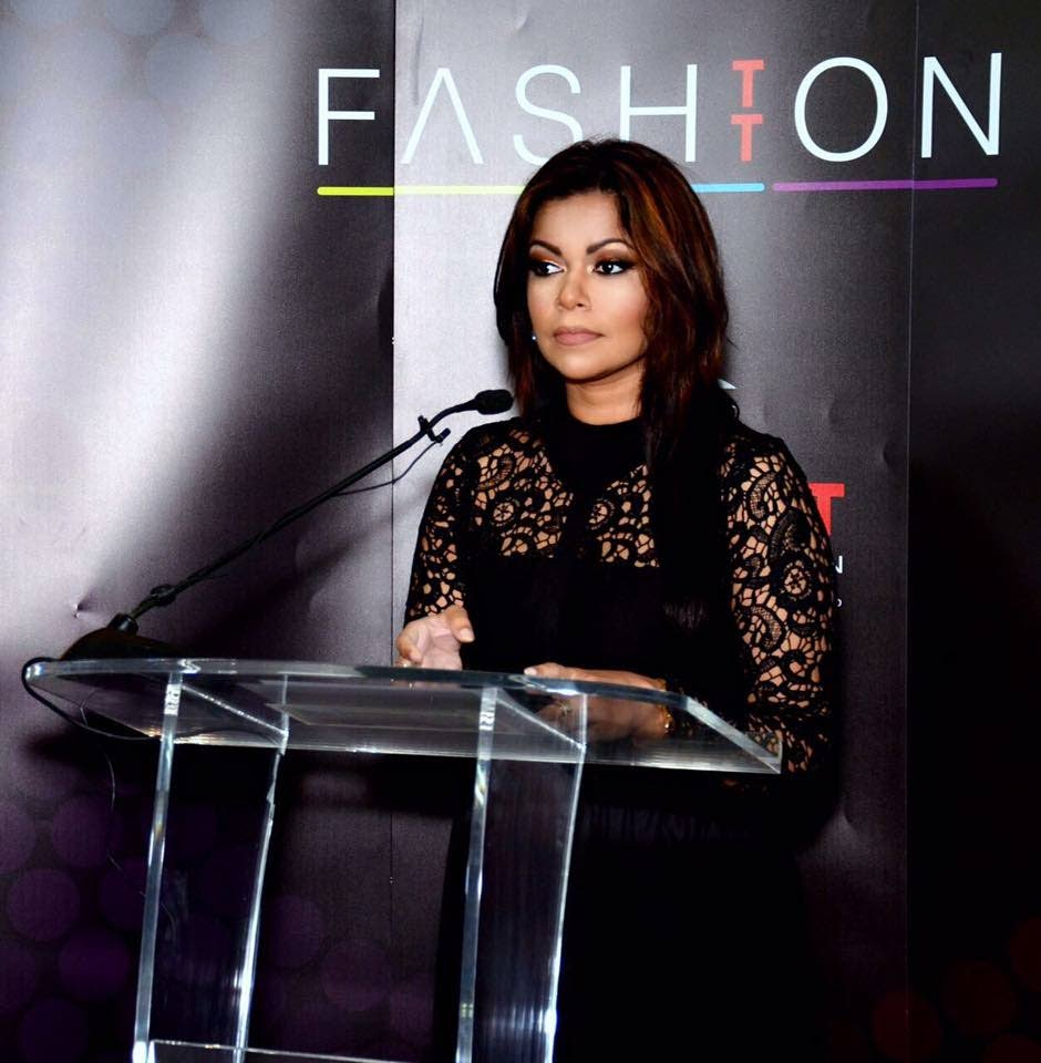 FashionTT general manager Lisa-Marie Daniel