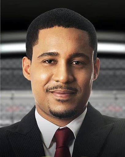 CNC 3 news anchor Khamal Georges.