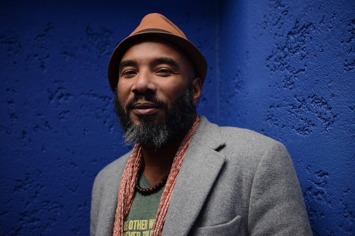 Anthony Joseph. PHOTO courtesy panafricanmusic.com