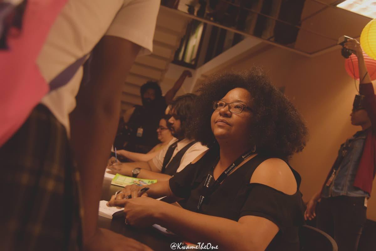 Lisa Allen-Agostini Photo courtesy Kwame Emmanuel Boatswain.