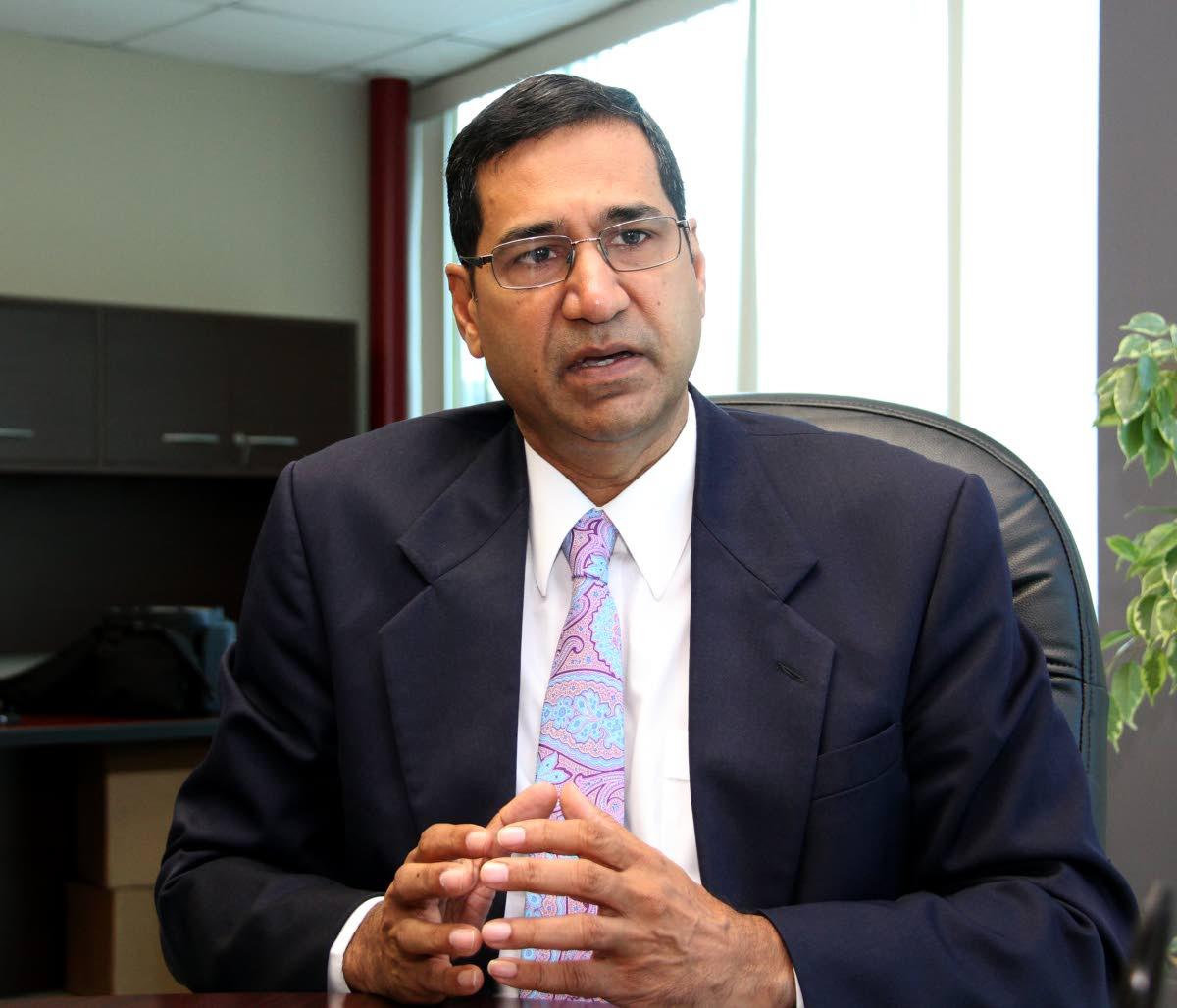 Justice Peter Jamadar