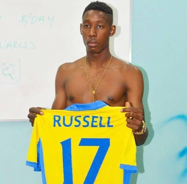 Ross Russell Jr