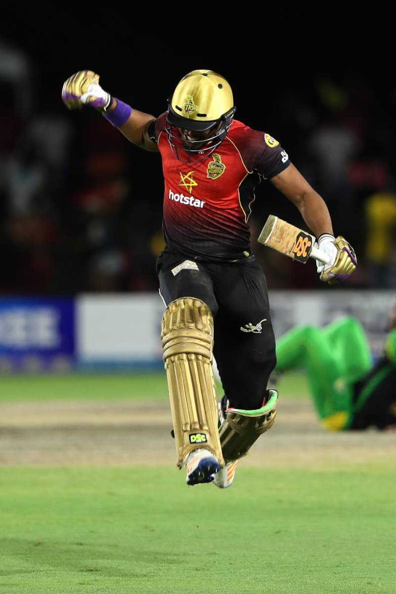 Bravo: Knight Riders deliver at crunch time