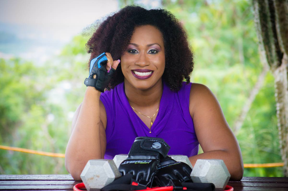 Nariscia Phillip-Peters, managing director of Holistically You TT